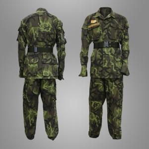 Custom Made Army Camouflage Military Uniform