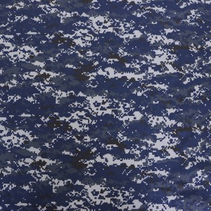 Dark blue military fabric
