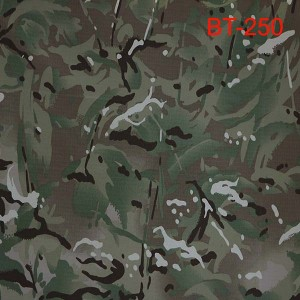 British army MTP Multi-terrain camouflage fabric