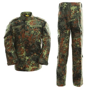 Flecktarn uniform