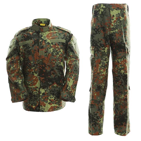 Flecktarn uniform Featured Image