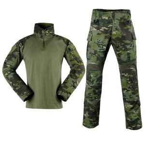 Multicam Tropic Frogsuits