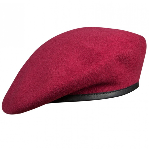 Wool military Beret Featured Image