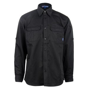 Black tactical long  sleeve shirt