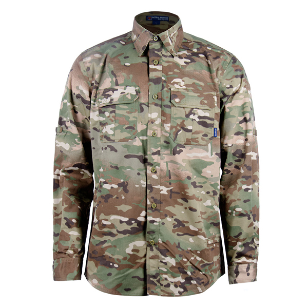 Multicam tactical long sleeve shirt Featured Image
