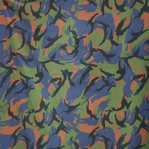 China product new camo designs for twill fabric