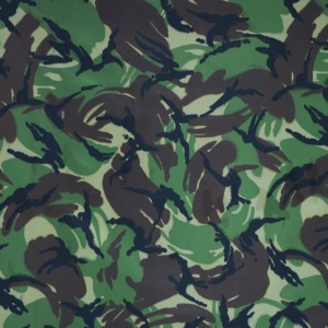 Military fabric for South africa