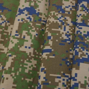 Saudi Arabia marine camouflage uniform fabric