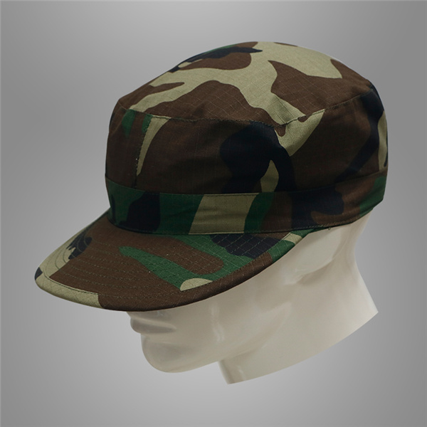 Cheap military woodland soldier cap Featured Image