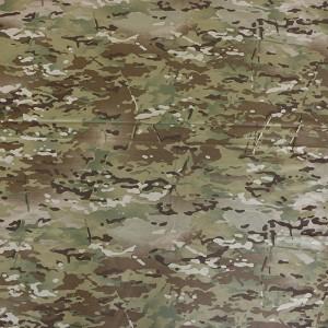 Manufacturer camo ripstop fabric