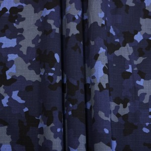 China wholesale camouflage printed fabric