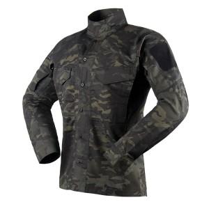 Multicam black tactical long sleeve shirt