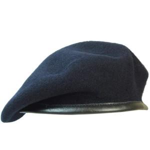 Wool military Beret