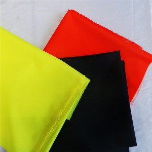 Polyester Nylon Oxford safety guard fabric