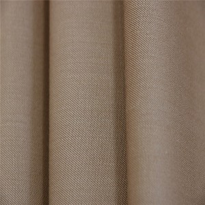 100%Wool khaki gaberdine ceremonial uniform fabric