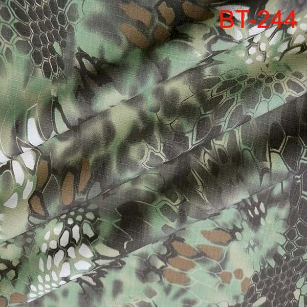 Fashion kryptek camouflage fabric  Featured Image