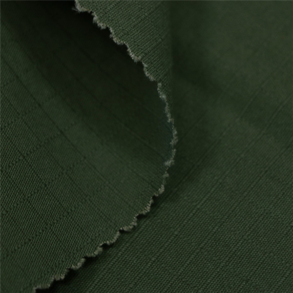 Olive green military army ripstop fabric Featured Image