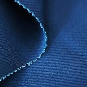 Cheap polyester cotan workwear fabric