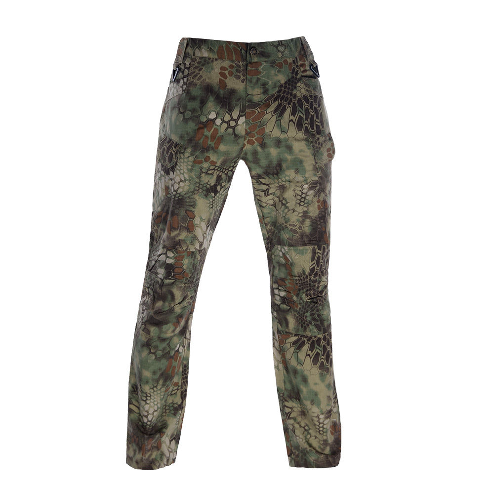 Military green python tactical gear pants Featured Image