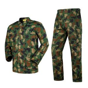 Indian army camo ribstop uniform