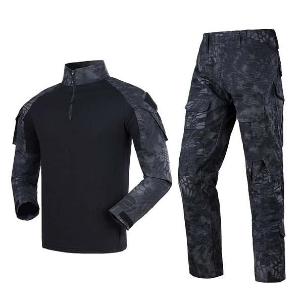 Outdoor mens kryptek camouflage uniform Featured Image