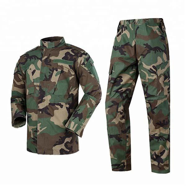 Woodland ripstop camo ACU army combat uniform Featured Image