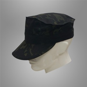 Multicam black army tactical cap