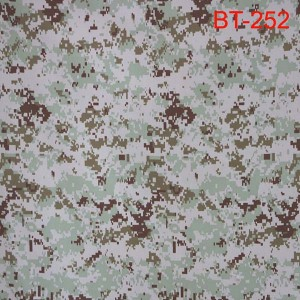 Military camouflage plain fabric for kuwait army