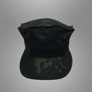 Multicam black army tactical cap