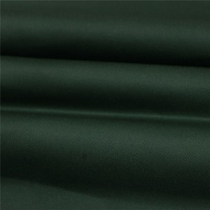 Dark green military uniform fabric