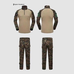 Military frog kenkwucha uniforms