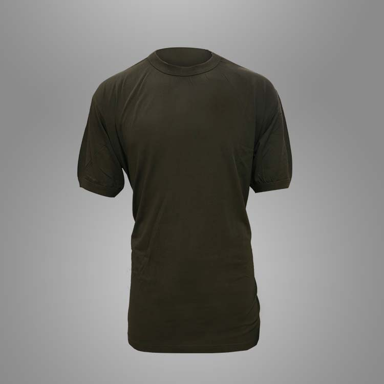 Military olive green T-shirt Featured Image