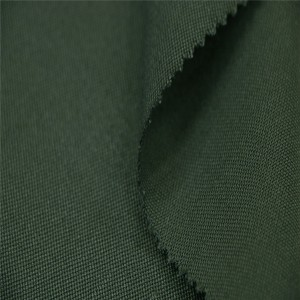 25% wool 75% polyester olive green military officer uniform material