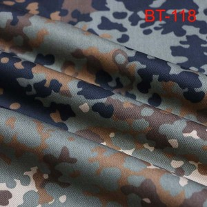 Germany disyerto Flecktarn camouflage fabric