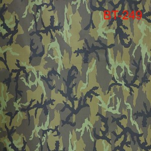 Hot New Products Custom Camouflage Military Uniforms -