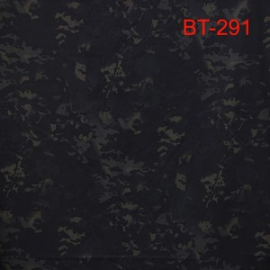 Multicam Black fabric