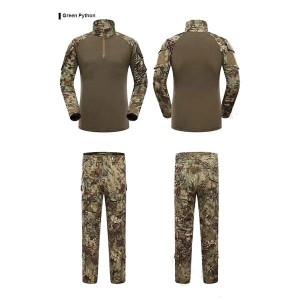 Royal security guard uniforms