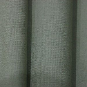 Polyester cotton poplin shirting fabric