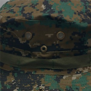 Army camo boonie hat
