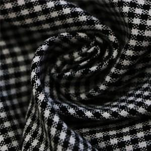 Yarn dyed uniform fabric
