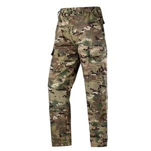 Multicam camo military tactical uniform
