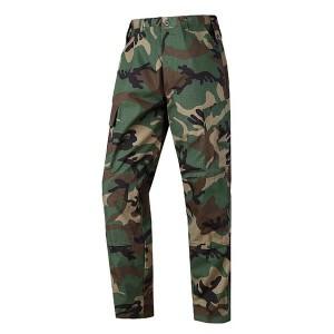 Woodland ripstop camo ACU army combat uniform