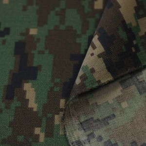 Cheap UzbekNato military camouflage fabric