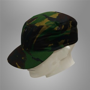 Military woodland tactical cap
