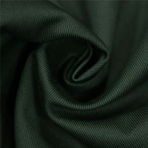 Dark green militêr unifoarm fabric