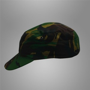 Military woodland tactical cap
