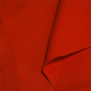 Polyester viscose uniform suiting fabric