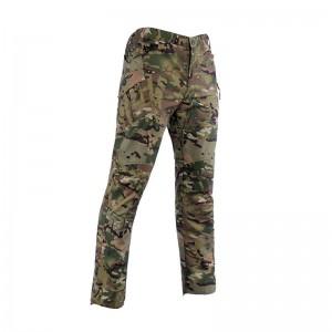 Multicam camo army combat pants
