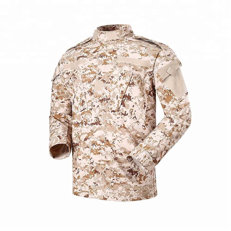 Desert camo military jacket Featured Image