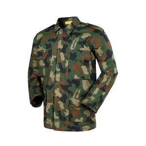 Indian armeo Camo ribstop uniformo